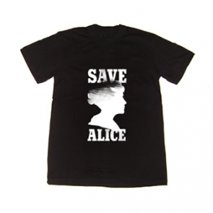 16. Save Alice T-Shirt1